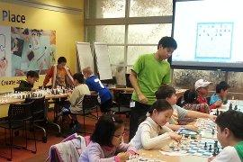 Free Richmond Library Beginners Chess Tournament